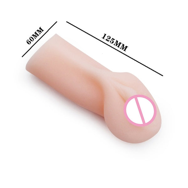 Male Masturbator Realistic Vagina Anal Silicone Soft Tight Pussy Erotic Adult Toys Penis Sex Toys For Men Masturbatings machine - JadoreBDSM.com