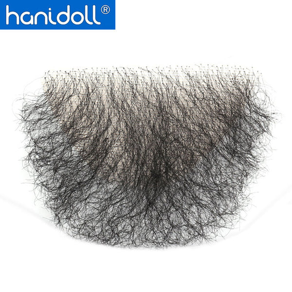 Hanidoll Sex Doll Pubic Hair for Silicone Sex Dolls - JadoreBDSM.com