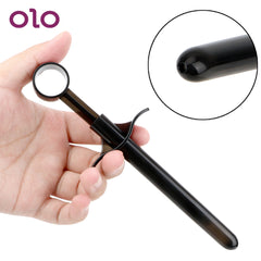 OLO 10ML Lubricant Injector Oil Launcher Inject Lubricant Anal Vagina Lube Shooter Anal Plug Sex Toys For Men Women - JadoreBDSM.com
