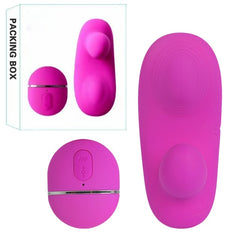 Portable Clitoral Stimulator Invisible Quiet Panty Vibrator Wireless Remote Control Vibrating Egg Sex-toys for Women Masturbator -
