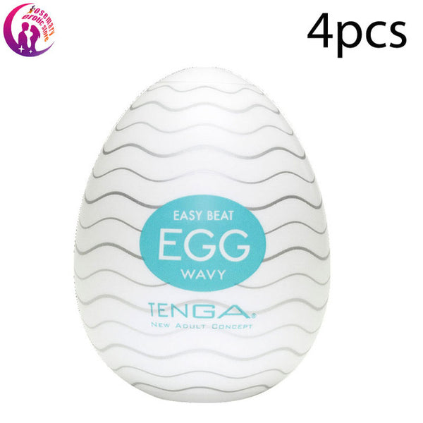 Male Masturbator Realistic Vagina Anal Silicone Soft Tight Pussy Erotic Adult Toy Sex Toy For Men Masturbating machine tenga egg -
