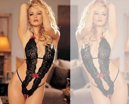 Hot Sexy Costumes Lingerie Sexy Nightwear Underwear Women Lady Dress Lace Porno Lenceria Erotic Langerie Babydoll Transparent - JadoreBDSM.com