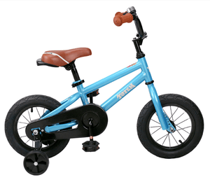 Kids Boys Bicycle Bike with Training Wheels