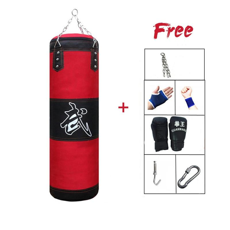 Professional Boxing Punching Bag + FREE Gifts