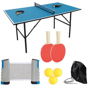New Creative Table Tennis Net Portable Retractable Ping Pong