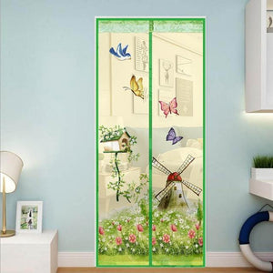 Magnetic Door Anti Insects
