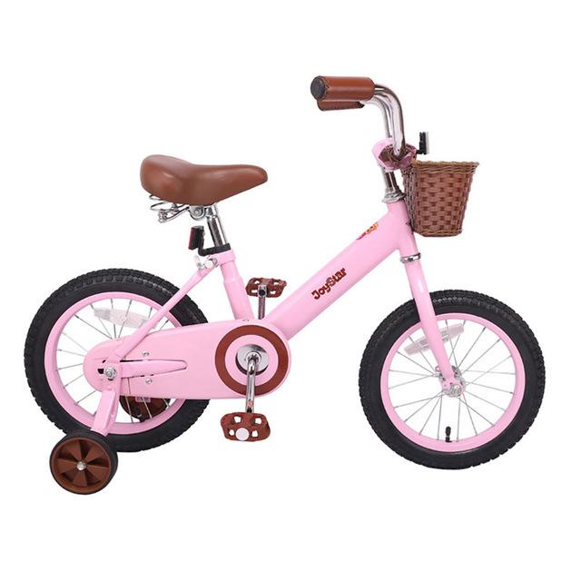 Kids Bike Bicycle Girls with Training Wheels