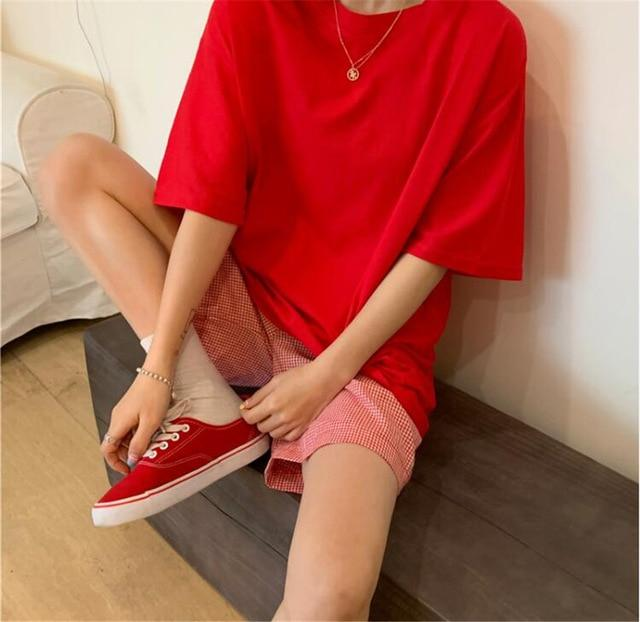 Oversized T Shirt Women
