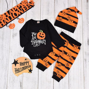First 1st Halloween Infant Baby Outfit