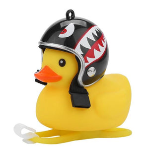 Bicycle Duck Ducky Light Bell Horn