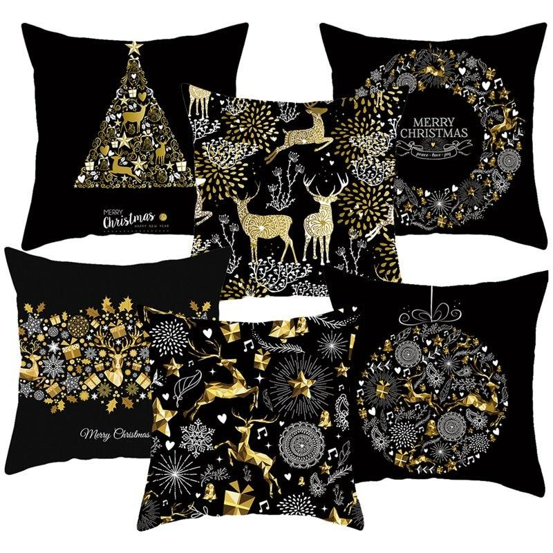 Beautiful Merry Christmas Cushion Covers