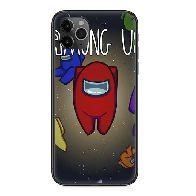 Among Us Phone iPhone Case
