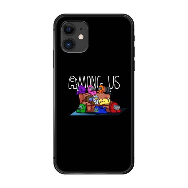 Among Us Phone iPhone 12 Mini Pro ProMax Case