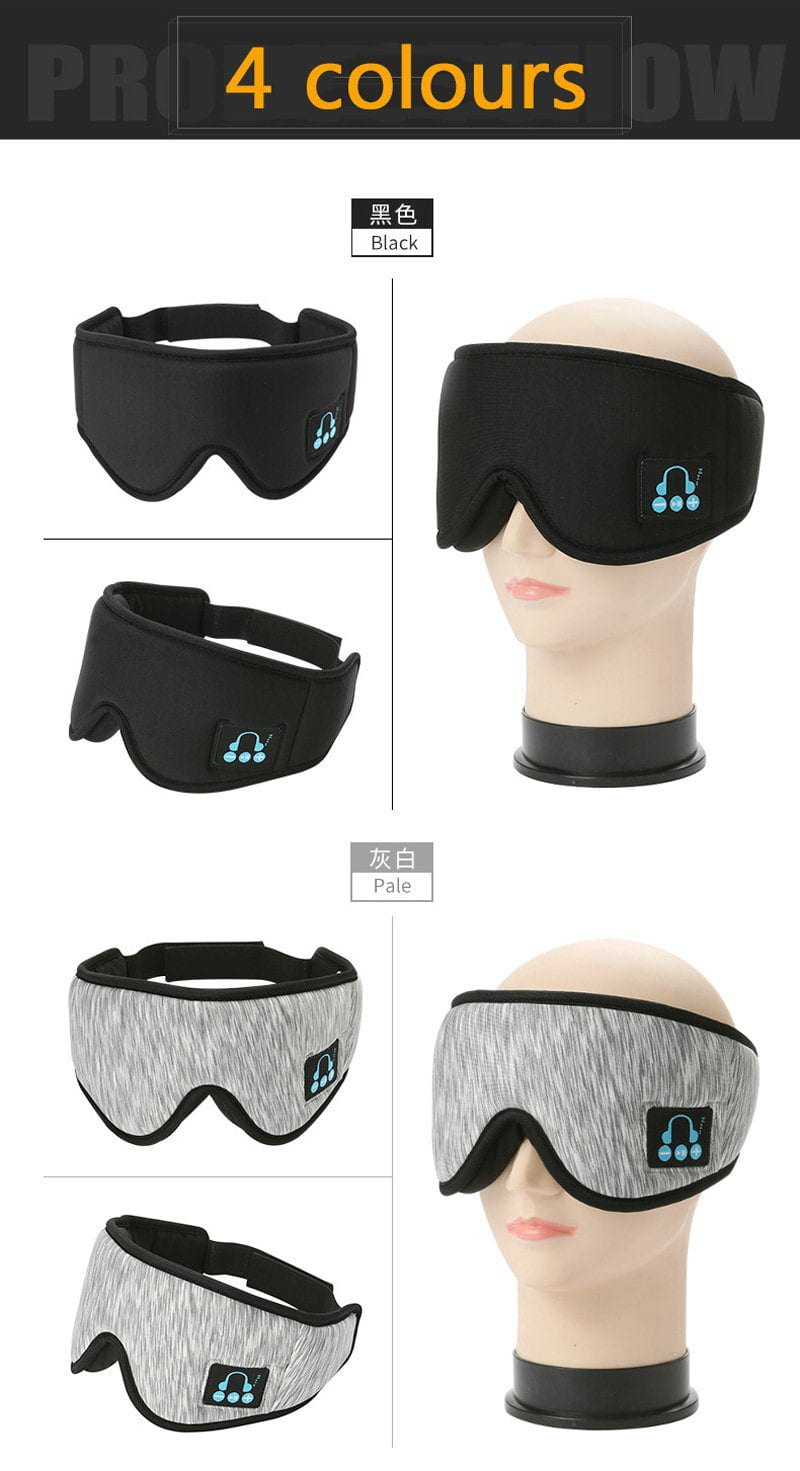 Bluetooth Sleep Eye Mask