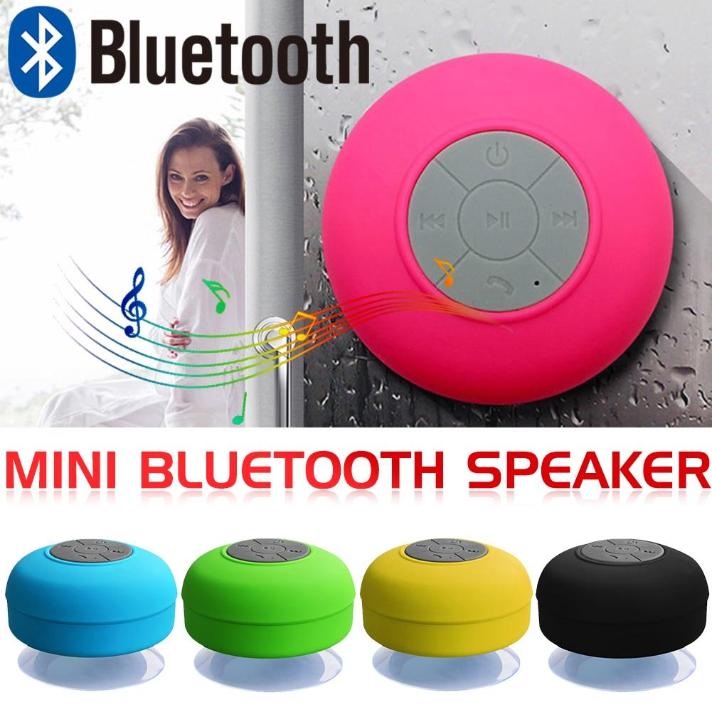 Mini Bluetooth Portable Waterproof Wireless Speaker