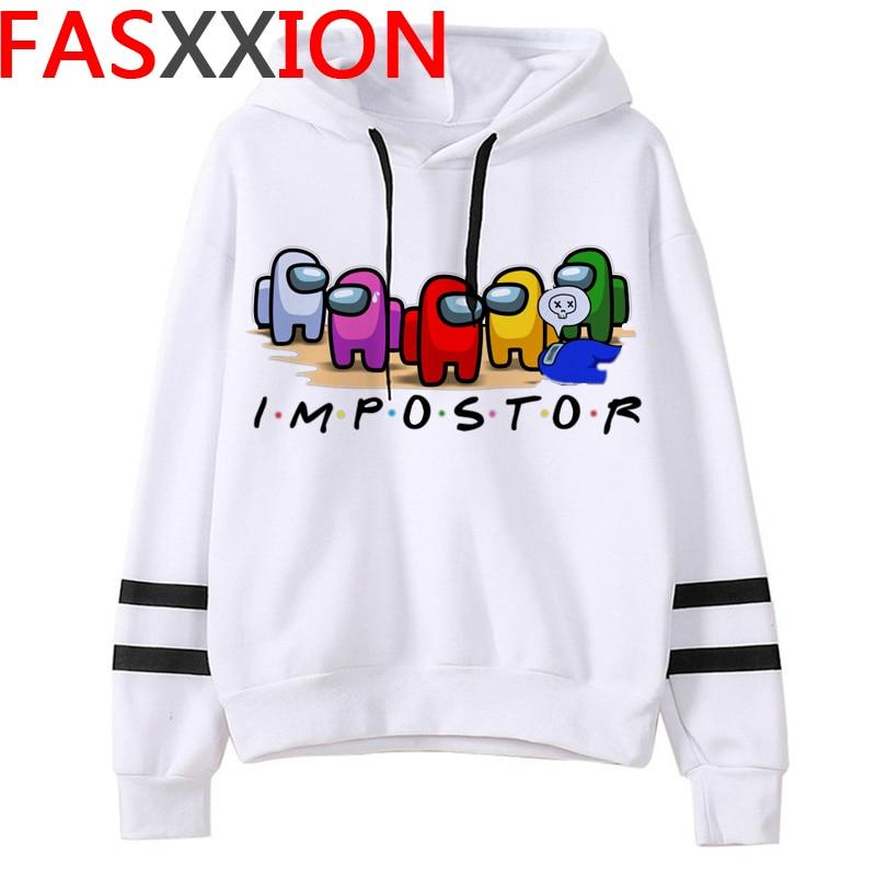 Among Us Hoodies Streetwear Sweatshirt