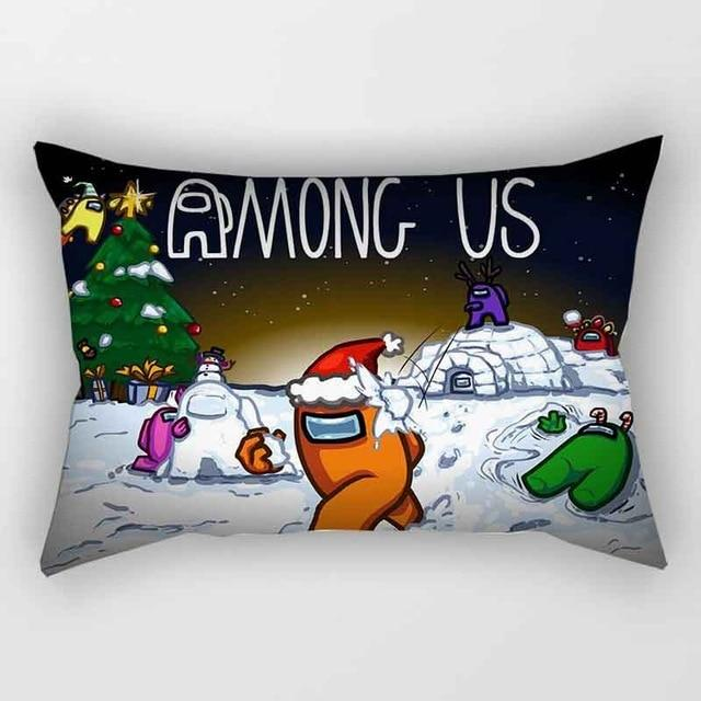 Among Us Pillow Case