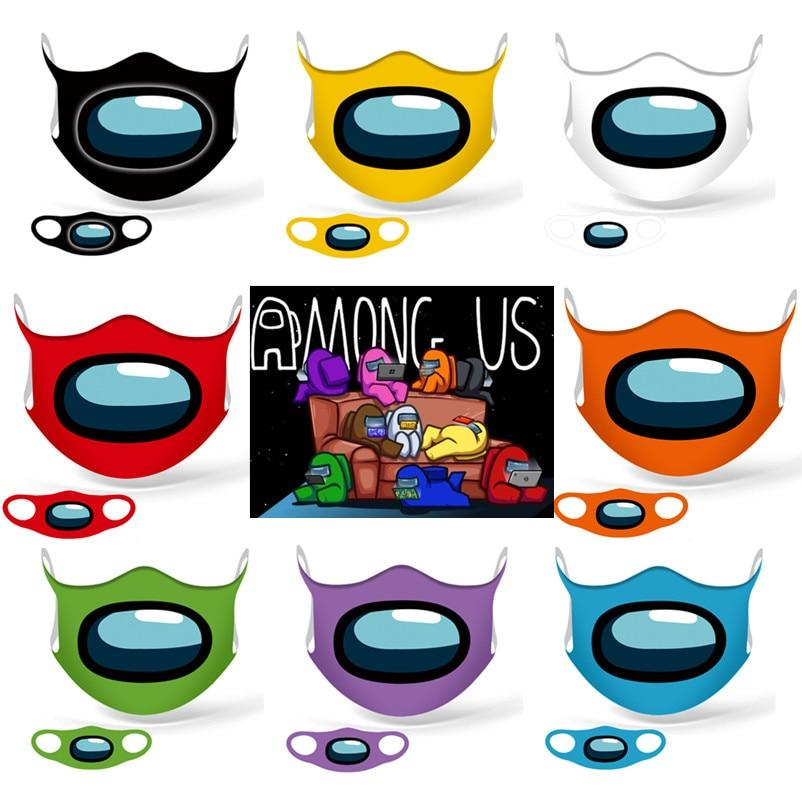 Among Us Face Mask