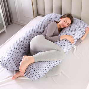 Pregnancy Pillow, U-Shape Full Body Maternity Pillow