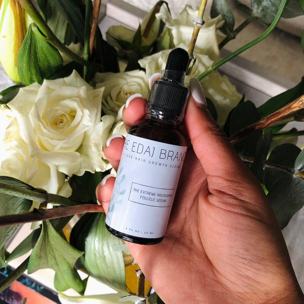 The Extreme Nourishing Follicle Oil