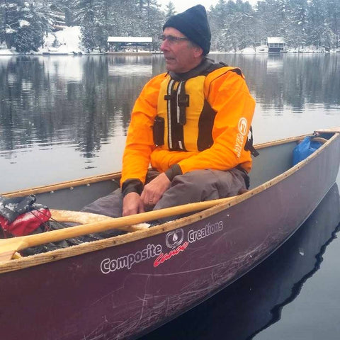 Dave Johnstone, The Canoe Collector