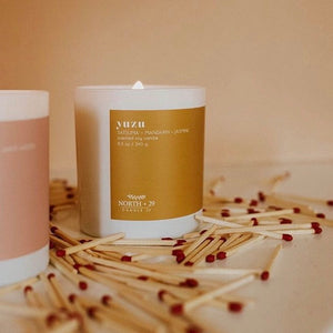 North + 29 Candle Co. - Assorted Scents