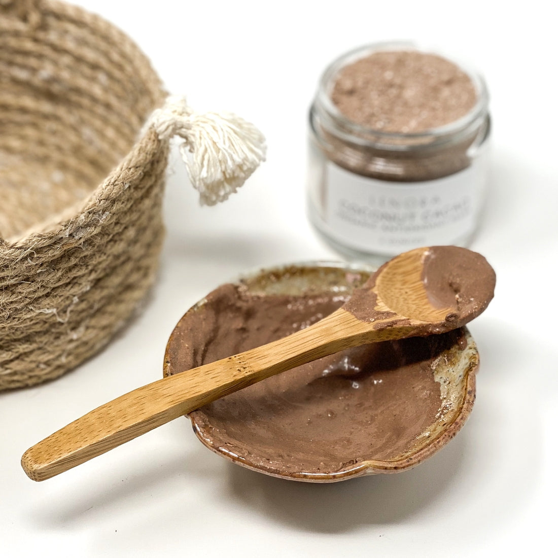 Coconut Cacao Facial Mask