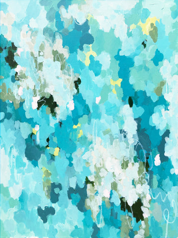 Original Abstract art by Kristin Cooney