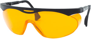 Uvex Skyper Blue Light Blocking Glasses with SCT-Orange Lens (S1933X)