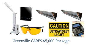 Greenville CARES $5,000 Package