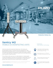 Load image into Gallery viewer, Puro Sentry M2 Rolling, S-M2-C-6-P-110
