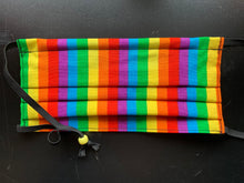 Load image into Gallery viewer, Rainbow Stripes - Made To Order - 3 Sizes