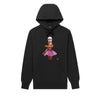 Sweat à capuche BLACK BARBIE