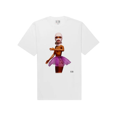 T-shirt BLACK BARBIE