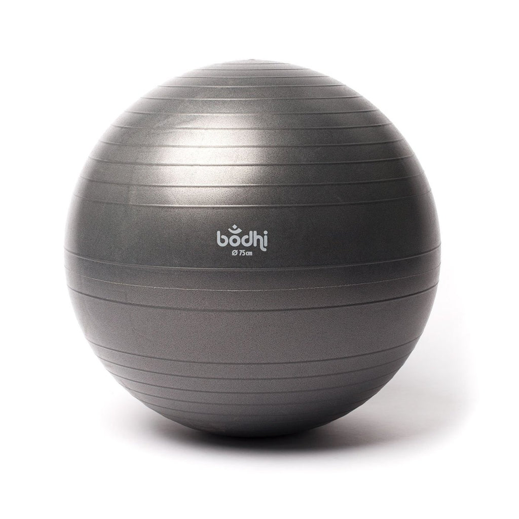 Anti-Burst Exercise Ball - Anthracite, 75cm - Bodynova Shop