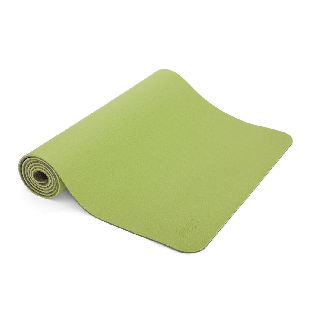 LOTUS PRO Yoga Mat - Green/Anthracite - Bodynova Shop