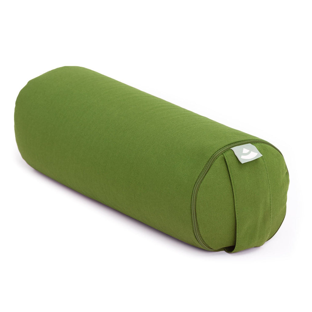 MINI BOLSTER ECO Neckroll - Olive Green - Bodynova Shop