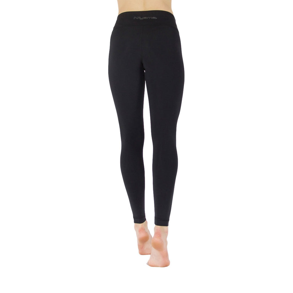 Niyama Leggings Eco Black High Waist, 100 % recycled - Bodynova Shop
