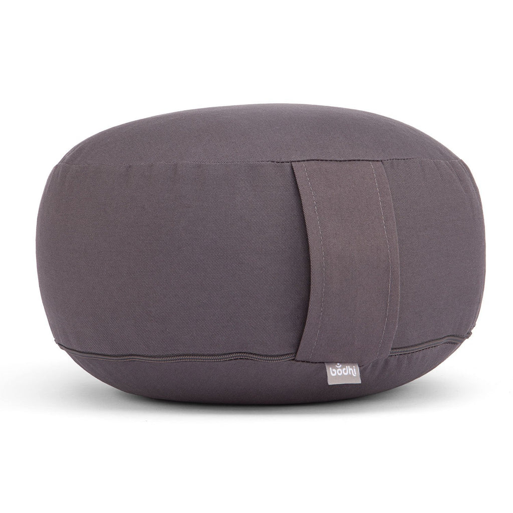 RONDO ECO Meditation cushion - Anthracite - Bodynova Shop