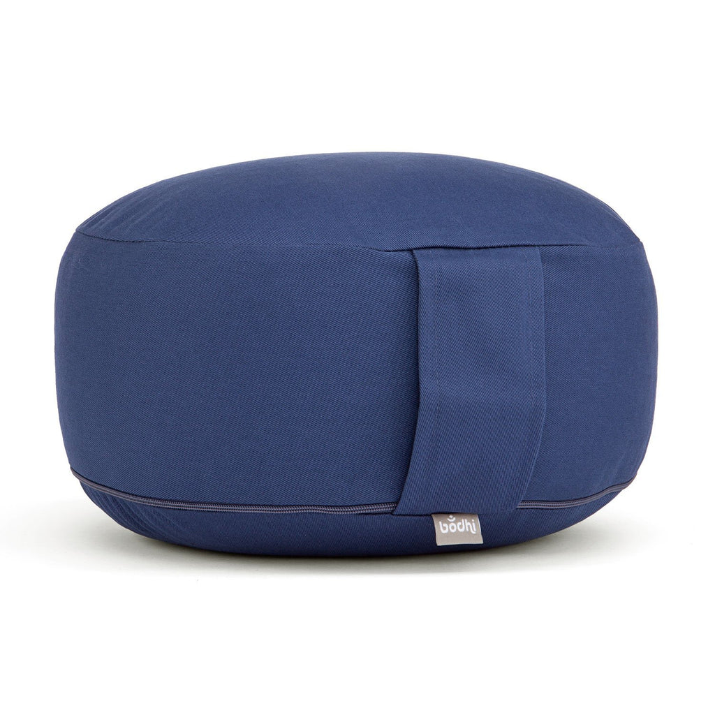 RONDO ECO Meditation cushion - Dark Blue - Bodynova Shop