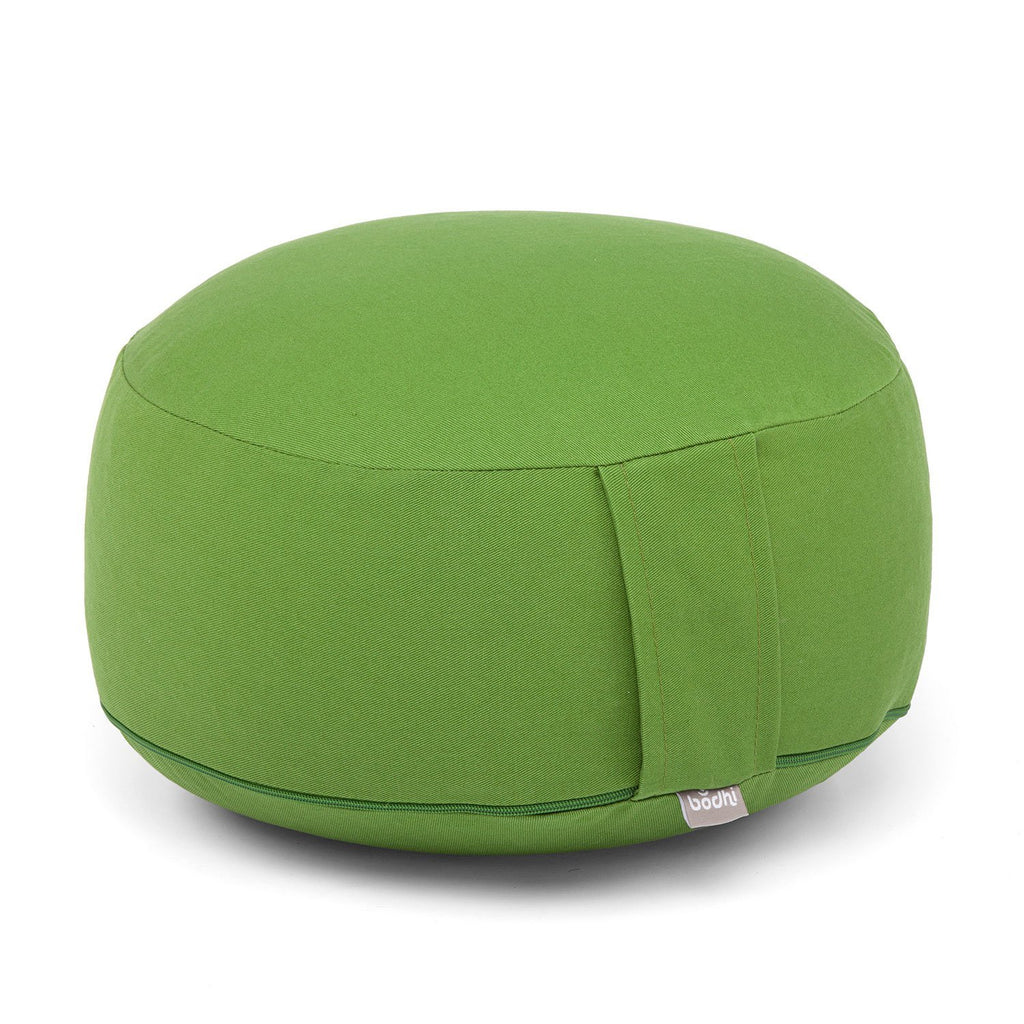 RONDO ECO Meditation cushion - Olive Green - Bodynova Shop