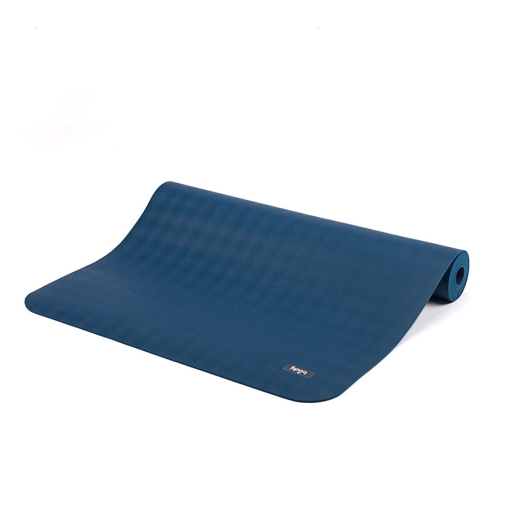 The EcoPro Natural Rubber Yoga Mat - Ocean, 4mm - Bodynova Shop