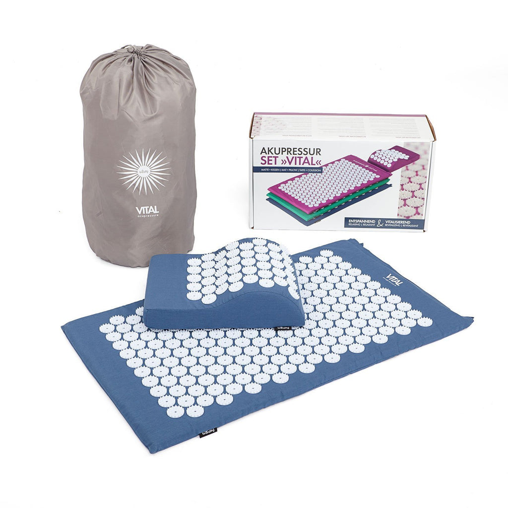 VITAL Acupressure Set - Blue - Bodynova Shop