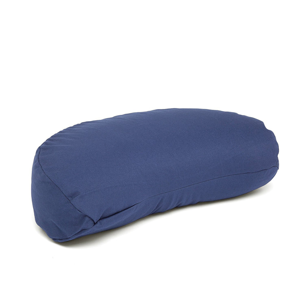 YOGI MOND ECO Meditation Cushion - Dark Blue - Bodynova Shop