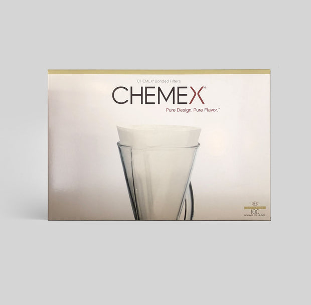 Chemex half moon paper filter (Big box)