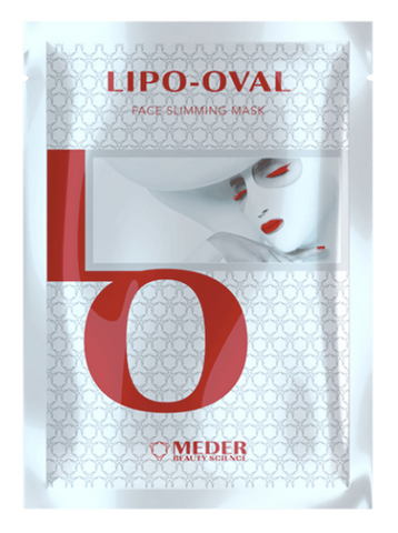 MEDER - Lipo Oval Mask Pack of 5