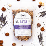 Oregon Hazelnut Toffee Bits Bend, OR Lavender