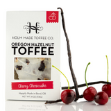 Cherry Cheesecake Hazelnut Toffee