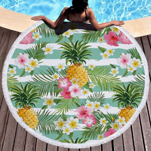 Pineapple Coverup/towel