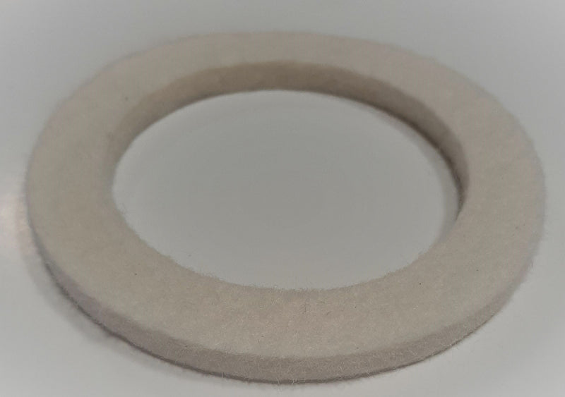 "Felt Washer: 3-0/0""ODX2-1/8""ID*"